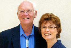 Drs. Wally and Fay Quanstrom - Donating for Long-term Impact
